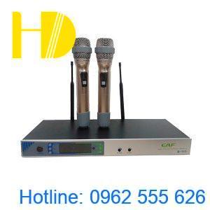 Micro & Bộ xử lý tín hiệu CAF